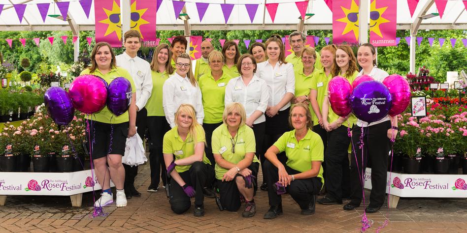 Millbrook Garden Centre Kent Commercial Photography