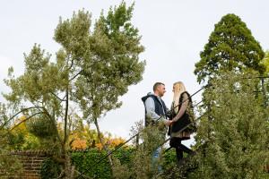 Hall Place Bexley Pre-Wedding Photo Shoot of Tom & Alisha