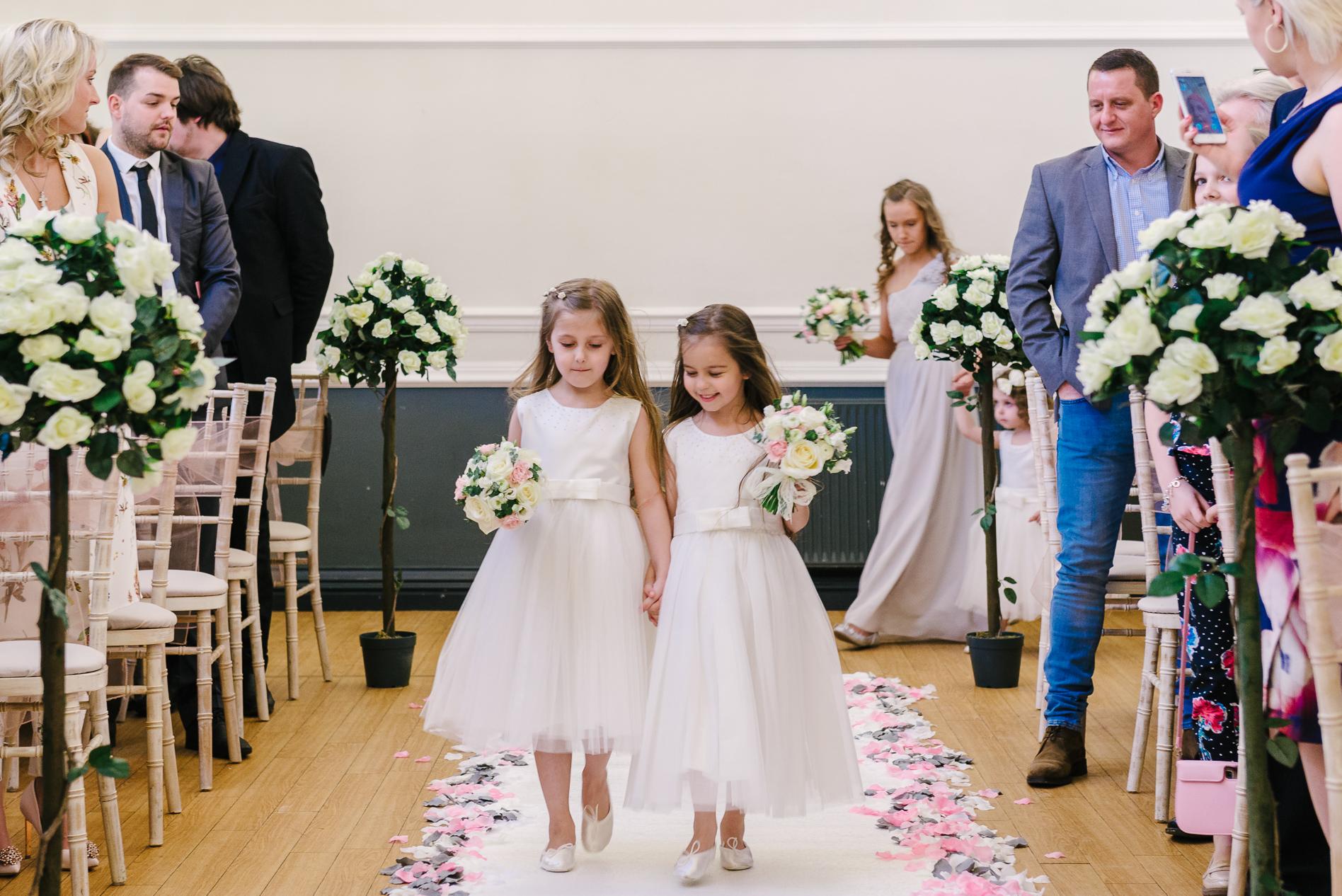 Hertfordshire Wedding of Alisha and Tom