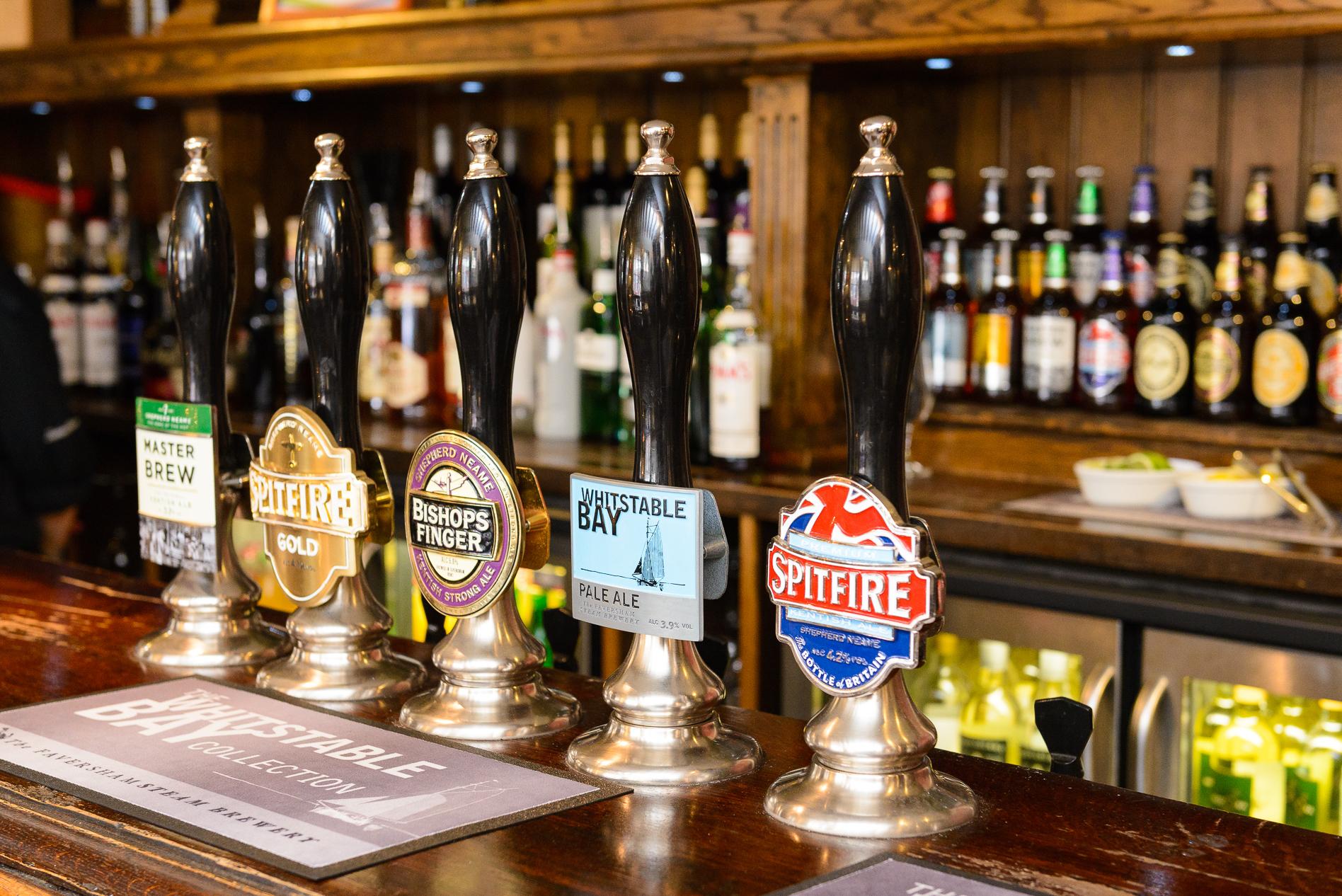 Shepherd Neame Brewery Wedding Photography