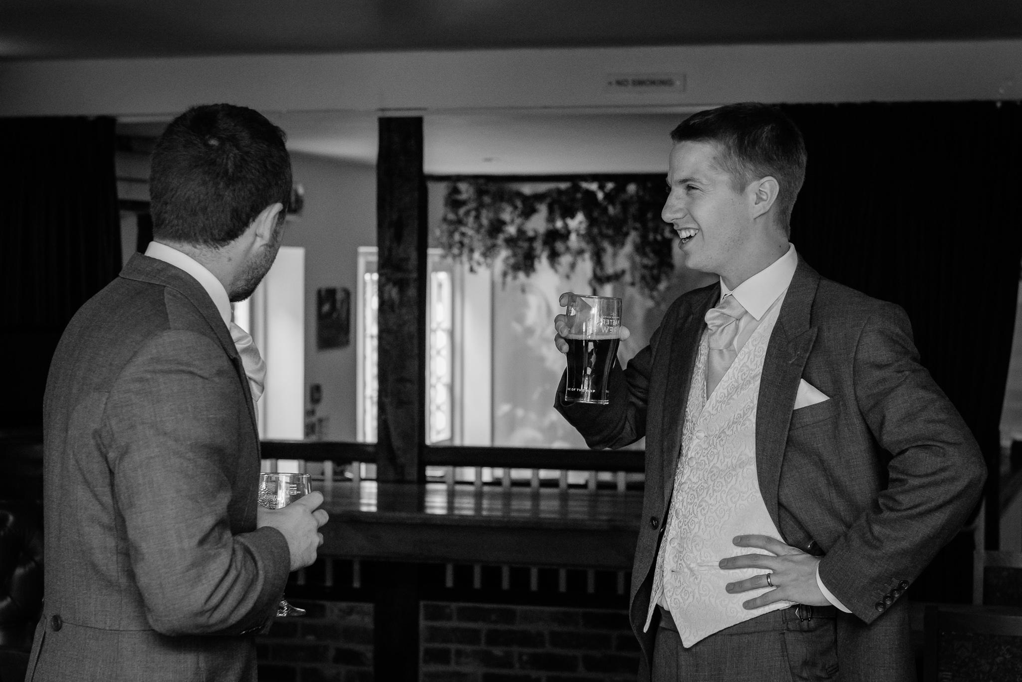 Documentary Wedding Photographer Kent | Oakhouse Photography