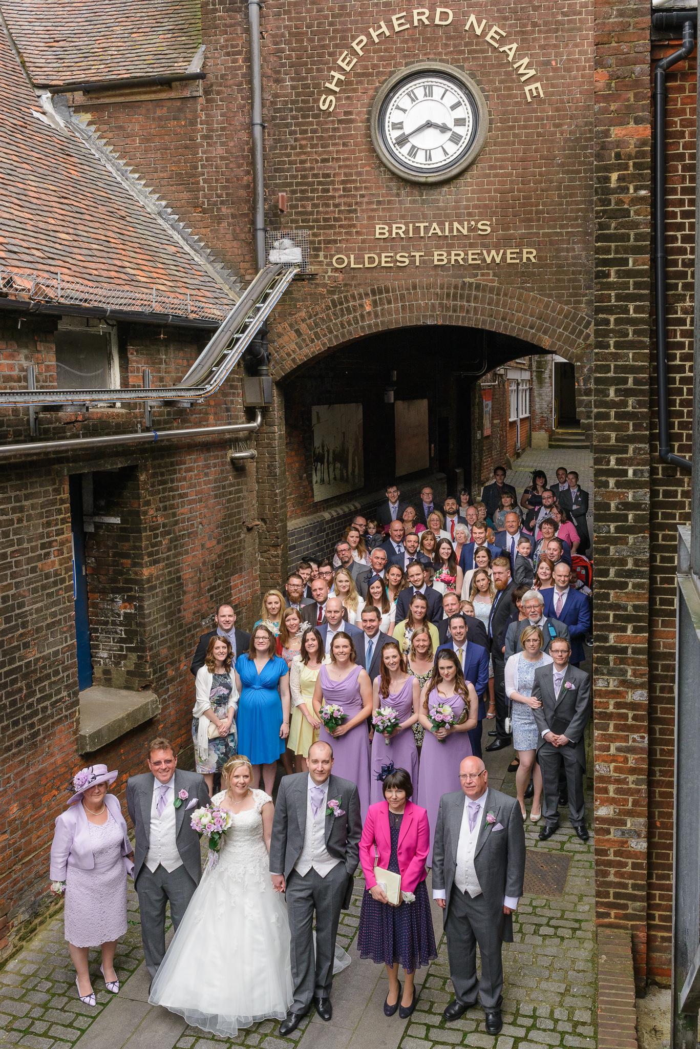 Shepherd Neame Weddings | Oakhouse Photography