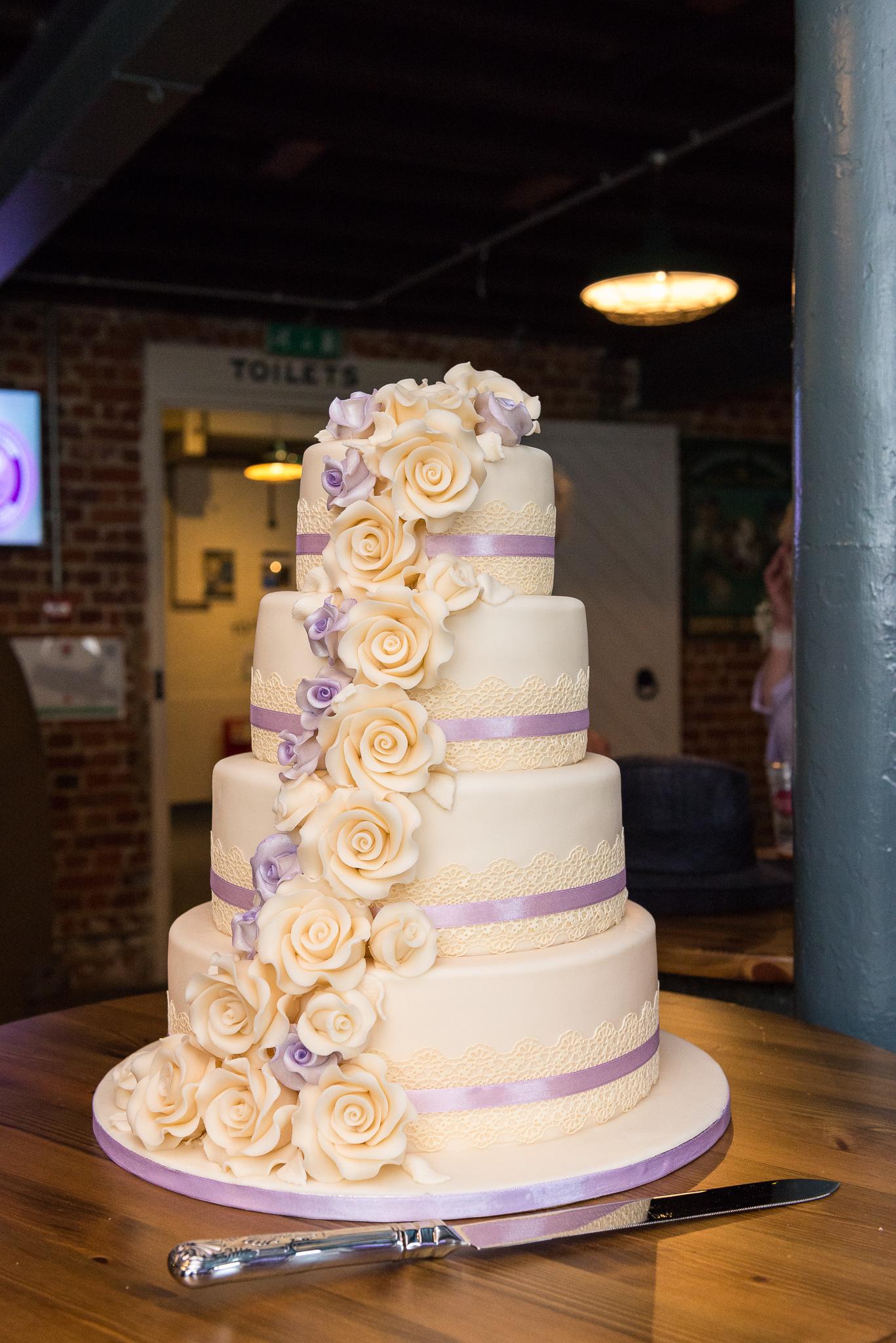 Wedding Cake Photography | Oakhouse Photography