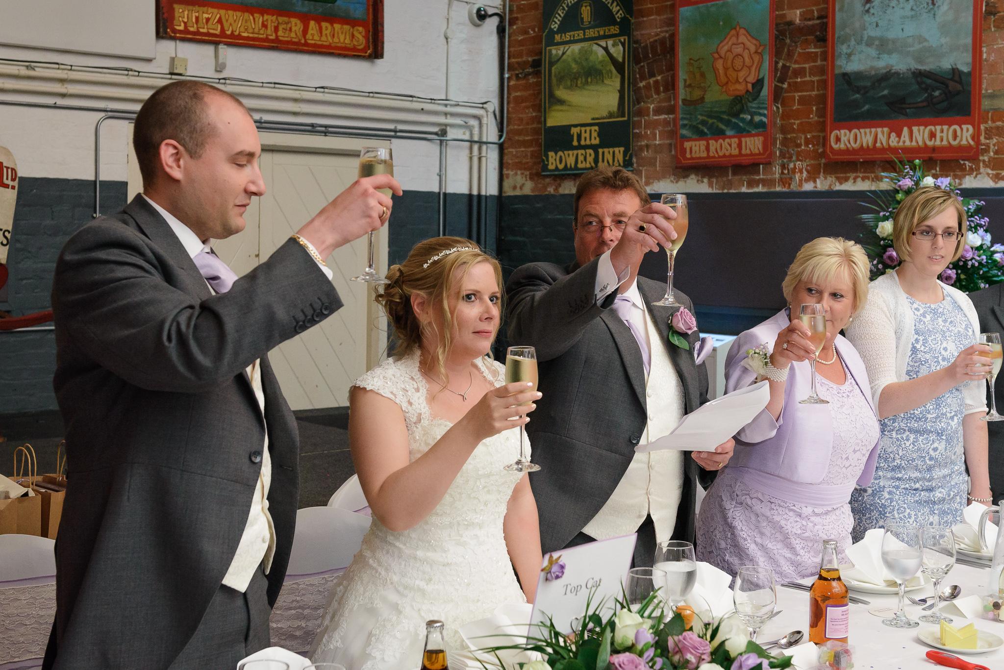 Medway Wedding Photography | Oakhouse Photography