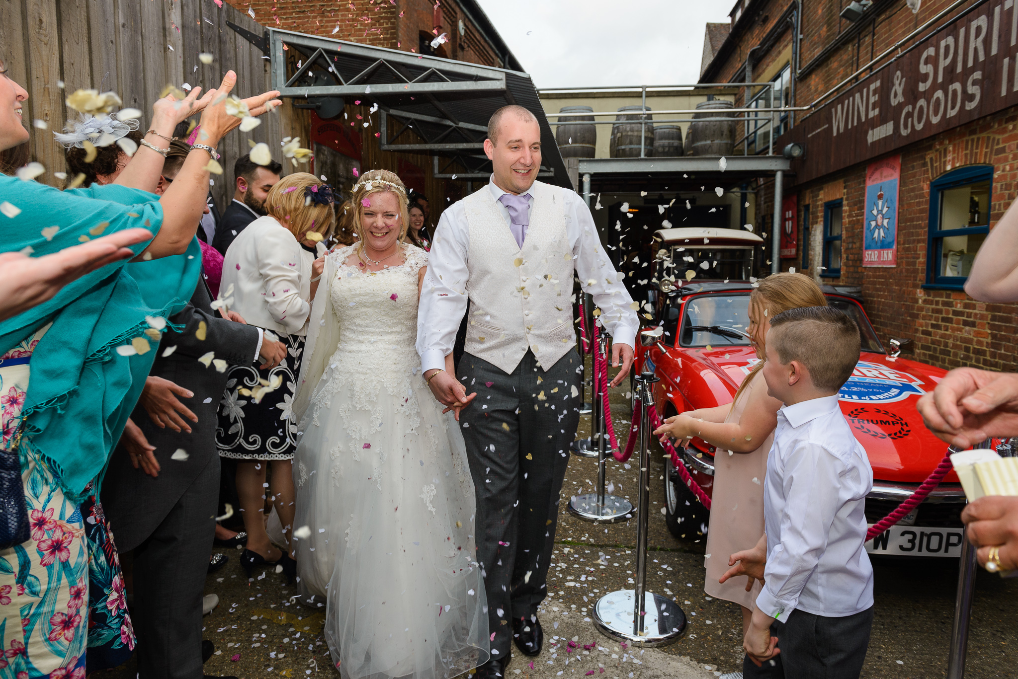 Wedding Photographer Faversham | Oakhouse Photography