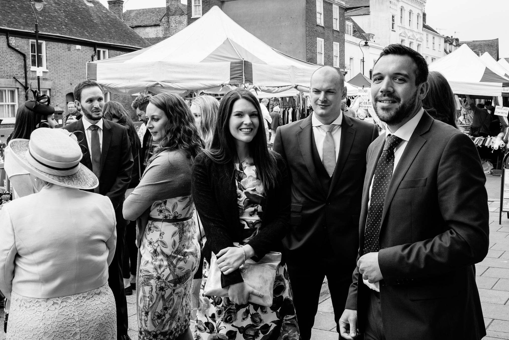 Documentary Wedding Photography | Oakhouse Photography