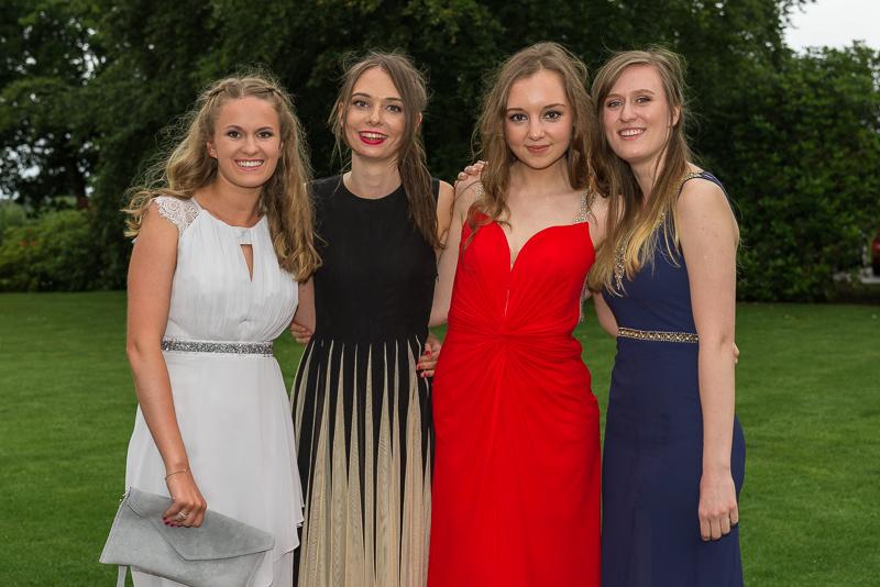Tunbridge Wells Girls' Grammar School Prom 2016 Photographer  Oakhouse Photography