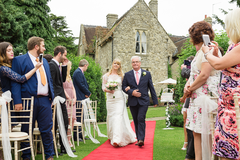 Wedding at The Knowle Country House Kent