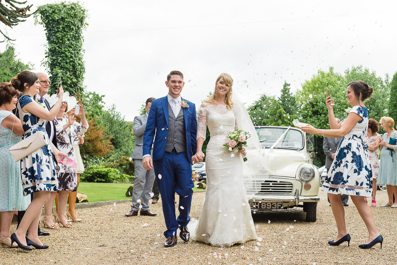 Wedding photographer Oakhouse Photography The Knowle Country House
