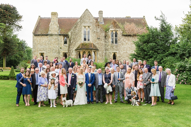 Wedding photographers Oakhouse Photography at The Knowle Country House