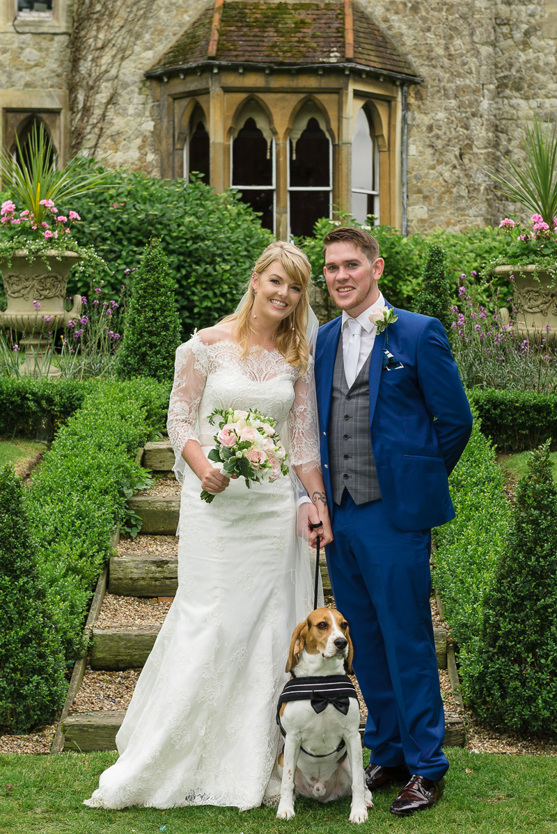 The Knowle Country House wedding