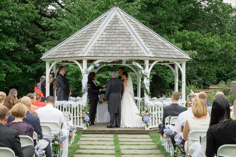 Rowhill Grange Hotel Wedding Ceremony
