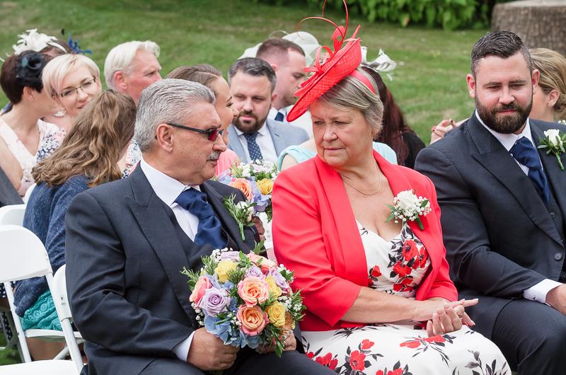 Rowhill Grange Hotel Gazebo Wedding | Oakhouse Photography