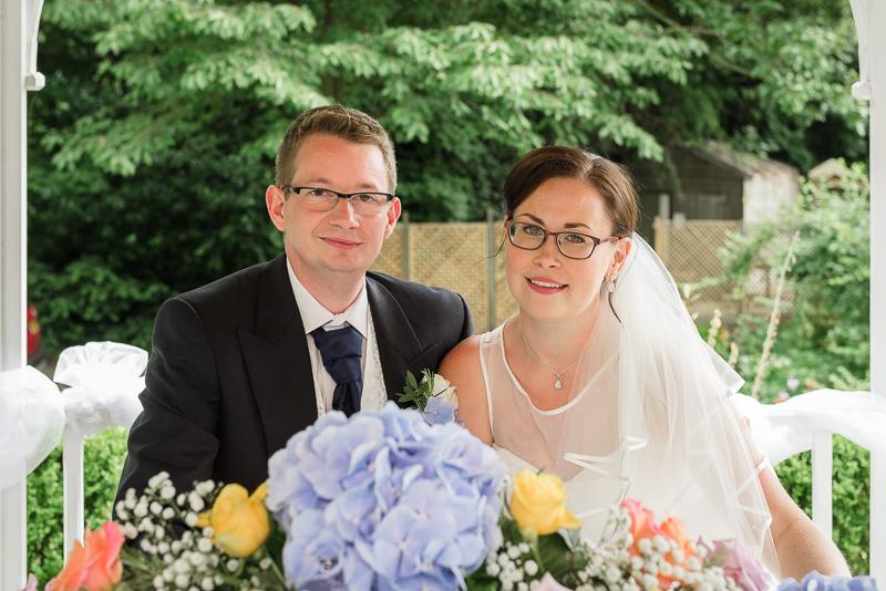 Rowhill Grange Hotel Wedding
