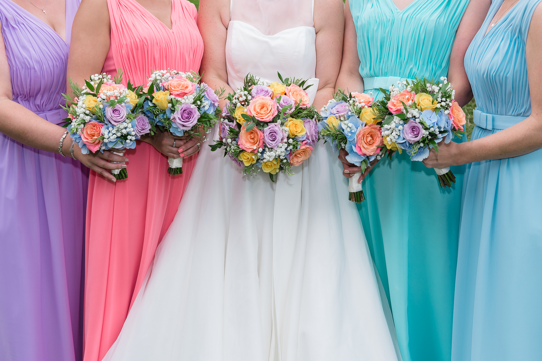 Rowhill Grange Wedding Photographer | Oakhouse Photography