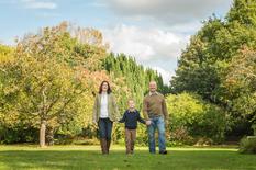 Court Lodge Estate Lamberhurst Kent Family Photo Shoot