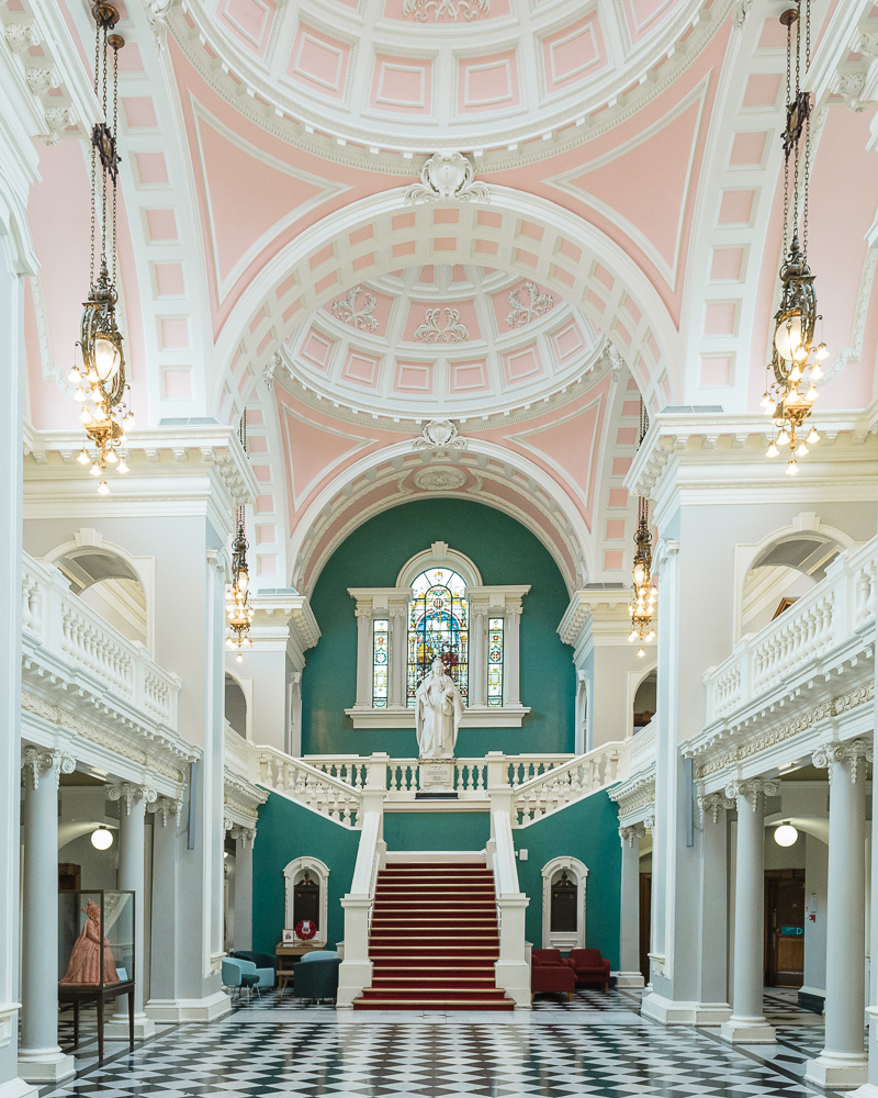 Woolwich Town Hall Interior | Oakhouse Photography
