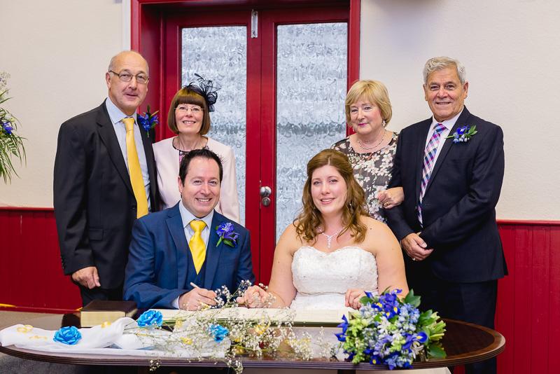 The Church Of Life Maidstone Wedding | Oakhouse Photography