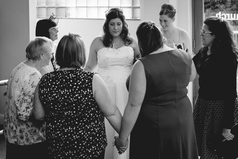 Emotional Wedding Photography | Oakhouse Photography