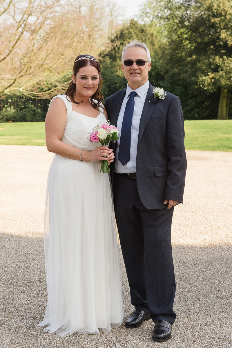 Danson House Wedding Photographer | Oakhouse Photography