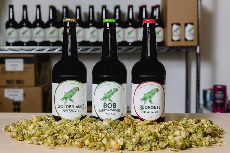 Bexley Portrait Photographers Oakhouse Photography | Bexley Brewery Ales