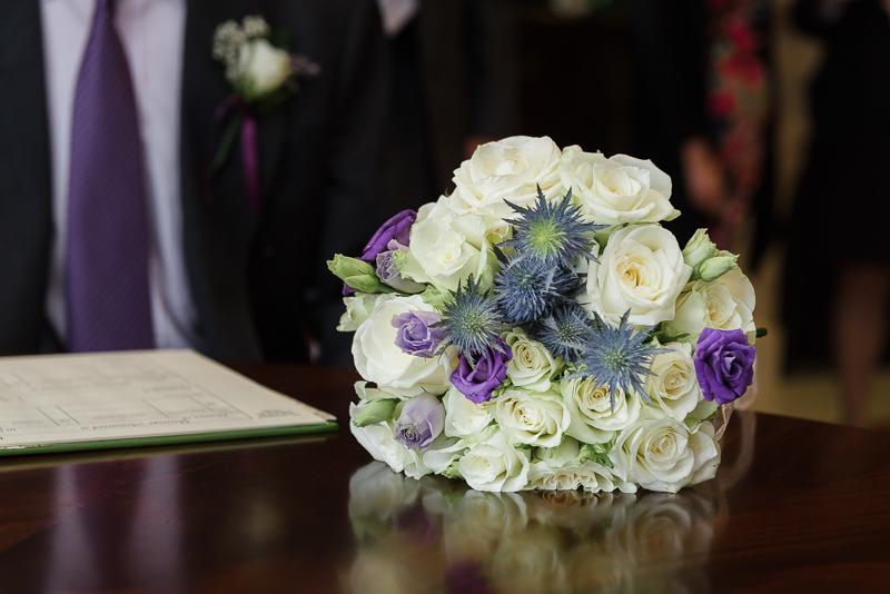 Wedding Bouquet Bexley Wedding | Oakhouse Photography