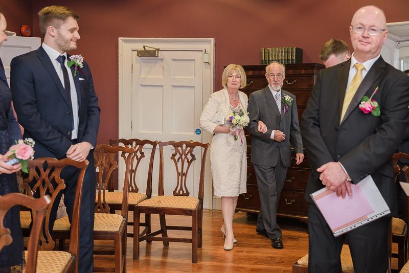 John Boyd Room Danson House Bexley Wedding | Oakhouse Photography