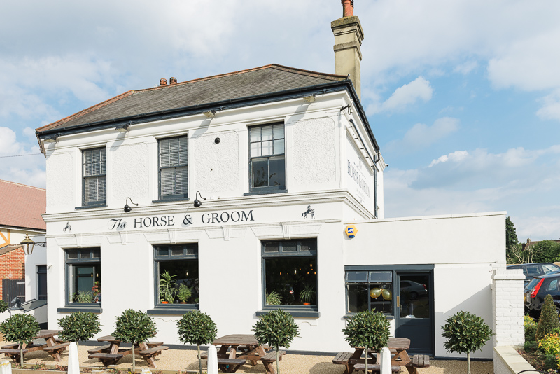Horse and Groom Pub Wilmington | Oakhouse Photography