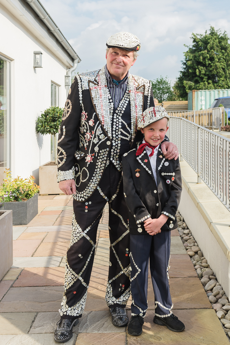Pearly King Woolwich | Oakhouse Photography