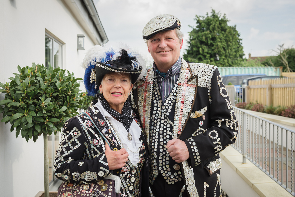 Pearly King and Pearly Queen | Oakhouse Photography