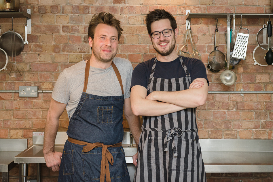 Billy and Jack - BBC Masterchef 2016 Finalists, photographed by Oakhouse Photography.