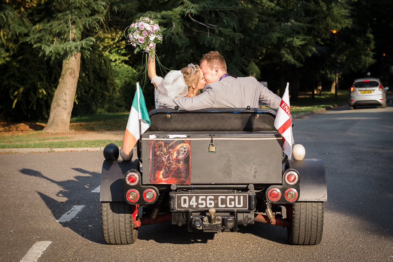 Danson House Wedding Photographer | Oakhouse Photography
