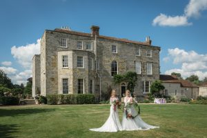 Court Lodge Estate Lamberhurst Kent Bridal Photo Shoot   Oakhouse Photography