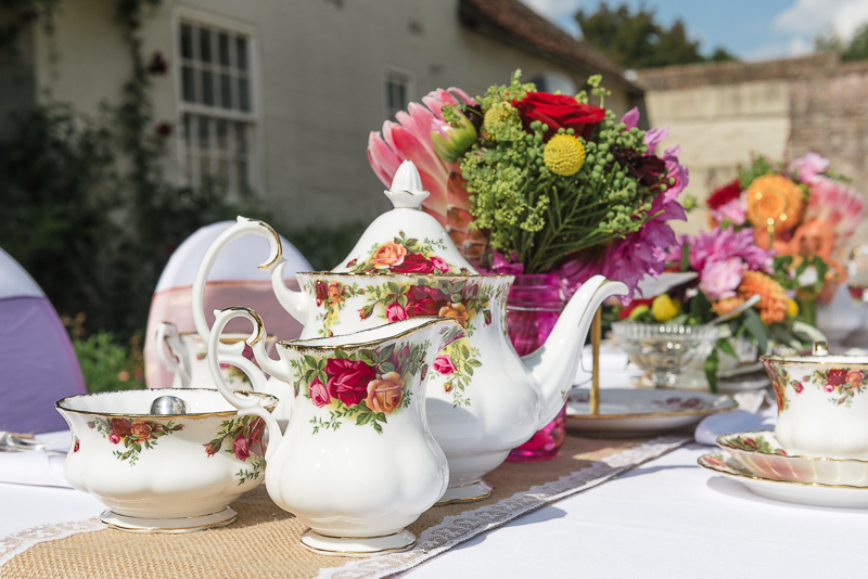 Afternoon Tea at Lamberhurst Kent | Oakhouse Photography