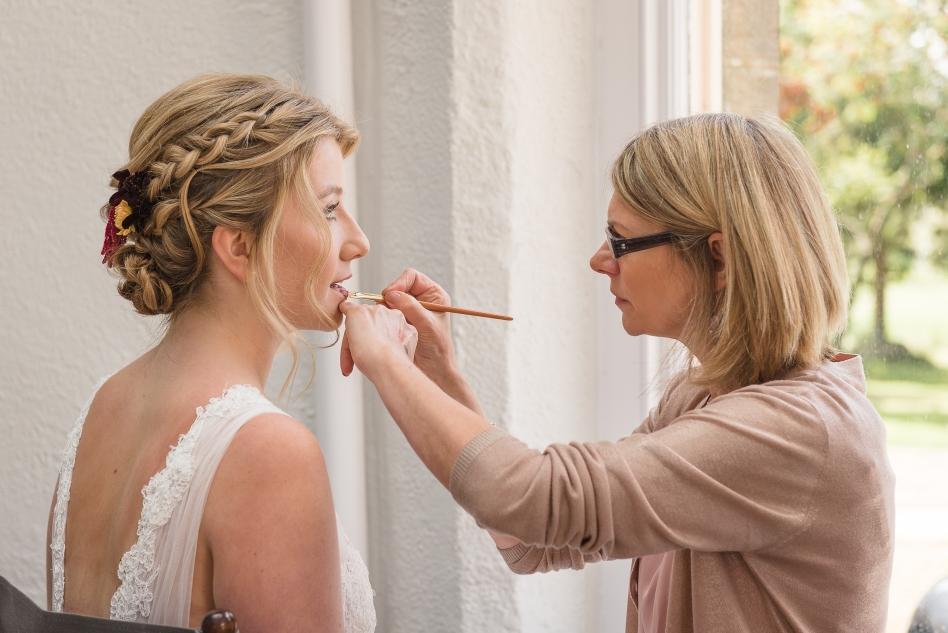 Wedding Makeup Trials and Bridal Preparation Photos | Oakhouse Photography
