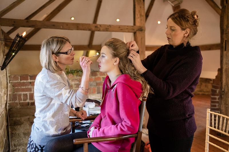 Laetitia Rix, Makeup Angel by Oakhouse Photography