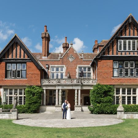 Elmers Court Hotel Lymington: Wedding of Tierney & Matthew