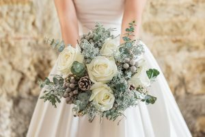 Winter Wedding Flowers | Oakhouse Photography