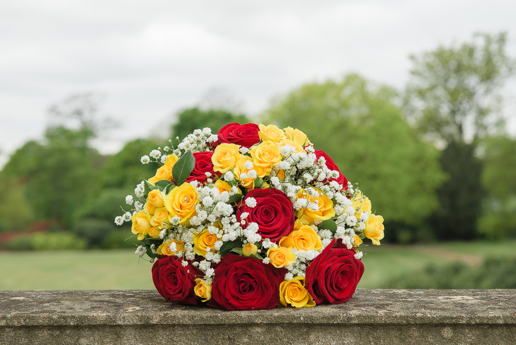 Bridal Bouquet | Kent Weddings | Oakhouse Photography
