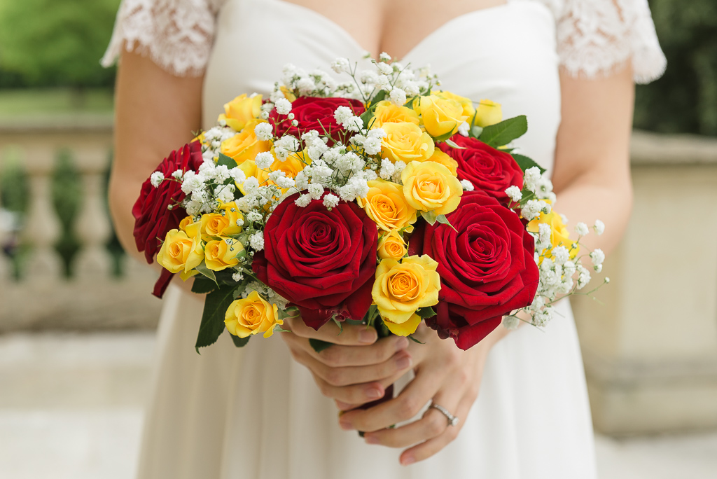 Wedding Flowers - Bridal Bouquet | Kent Wedding Photographers | Oakhouse Photography