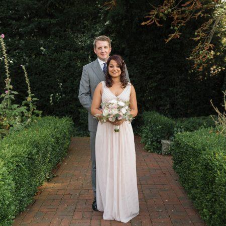 The Manor Gatehouse Dartford Wedding Emma & Daniel