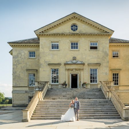Getting Married at Danson House