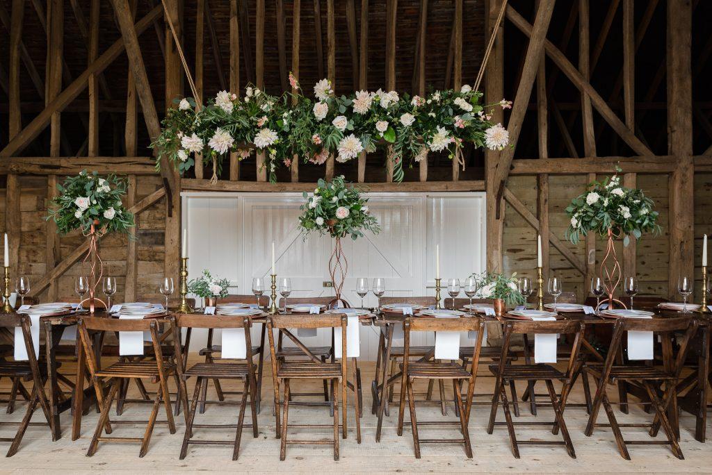 barn wedding kent
