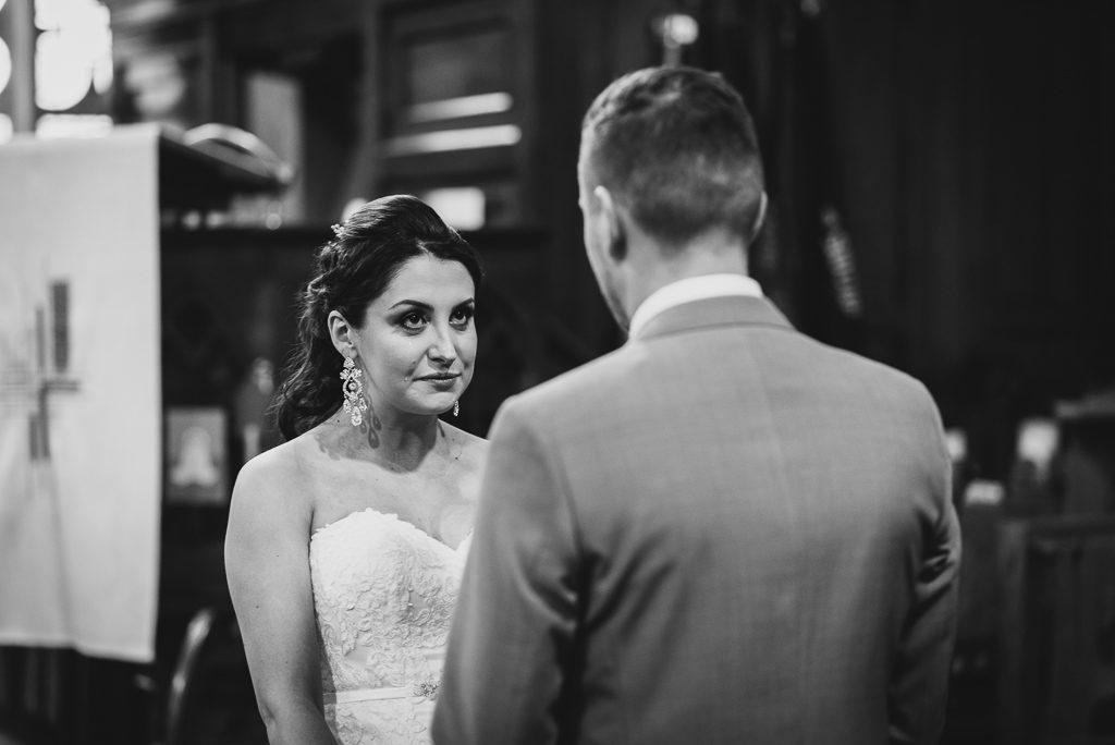 Wedding ceremony | Sidcup Wedding of Becky & Hugo | Oakhouse Photography