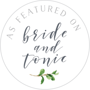 Bride & Tonic Blog | Oakhouse Photography
