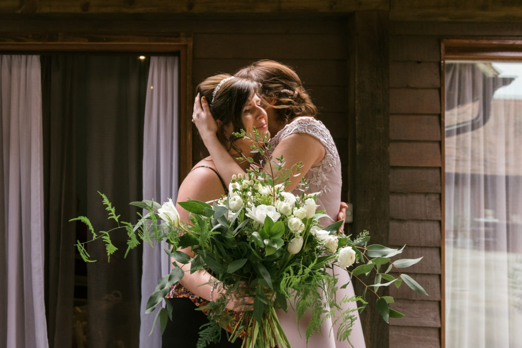 Long Furlong Barn Wedding | Oakhouse Photography | Bridal Prep