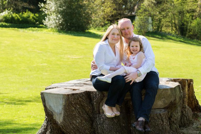 Family Photo Shoot Maidstone