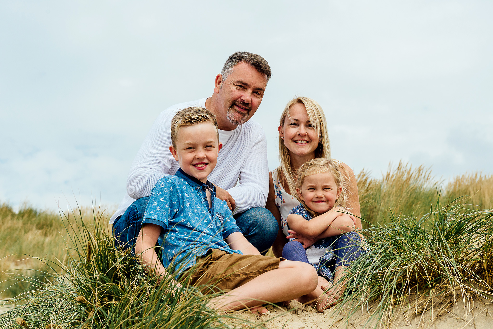 Camber Sands Family Shoot
